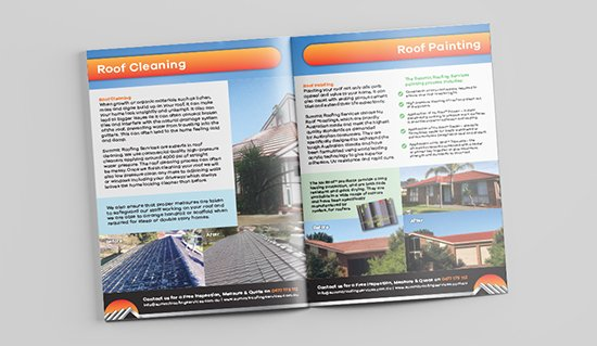 Roof Painting Summit Roofing Services